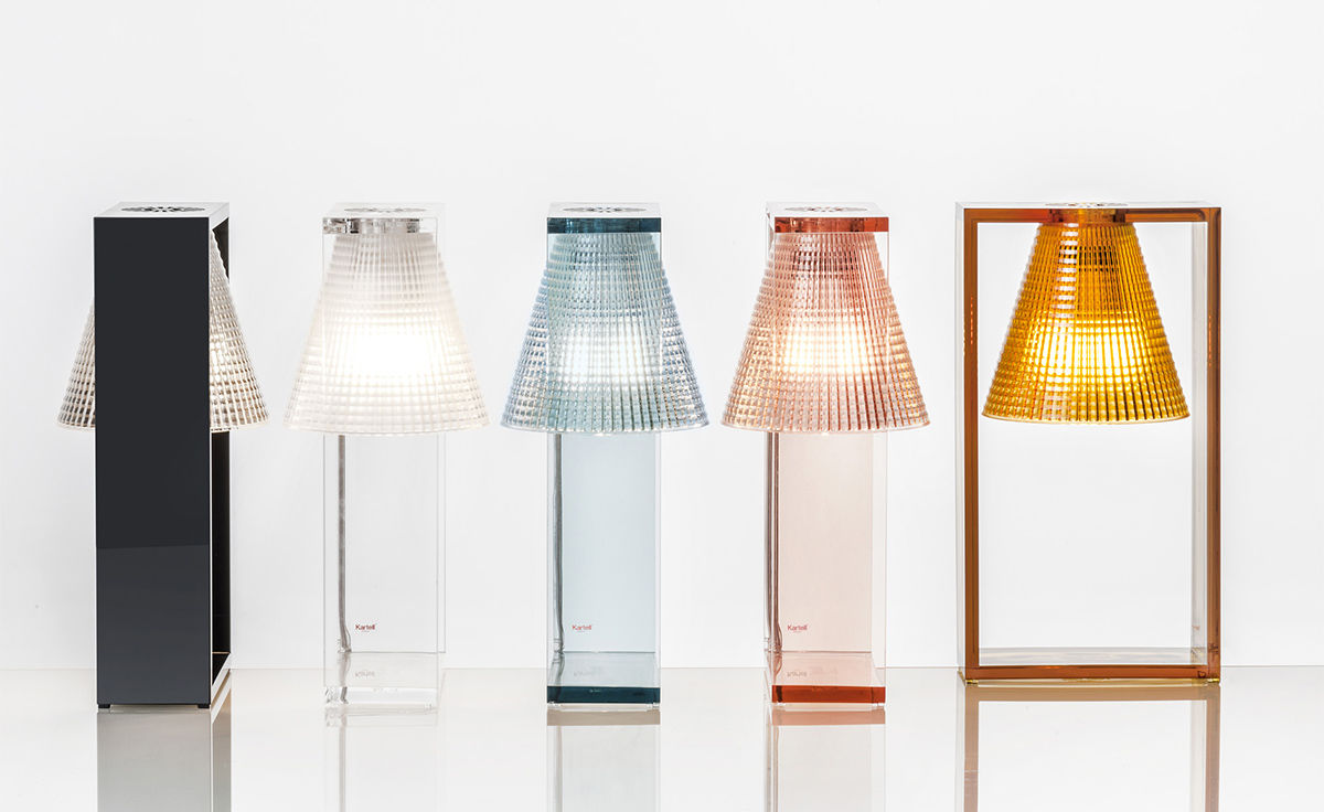 light air table lamp  hivemoderncom - overview manufacturer media reviews