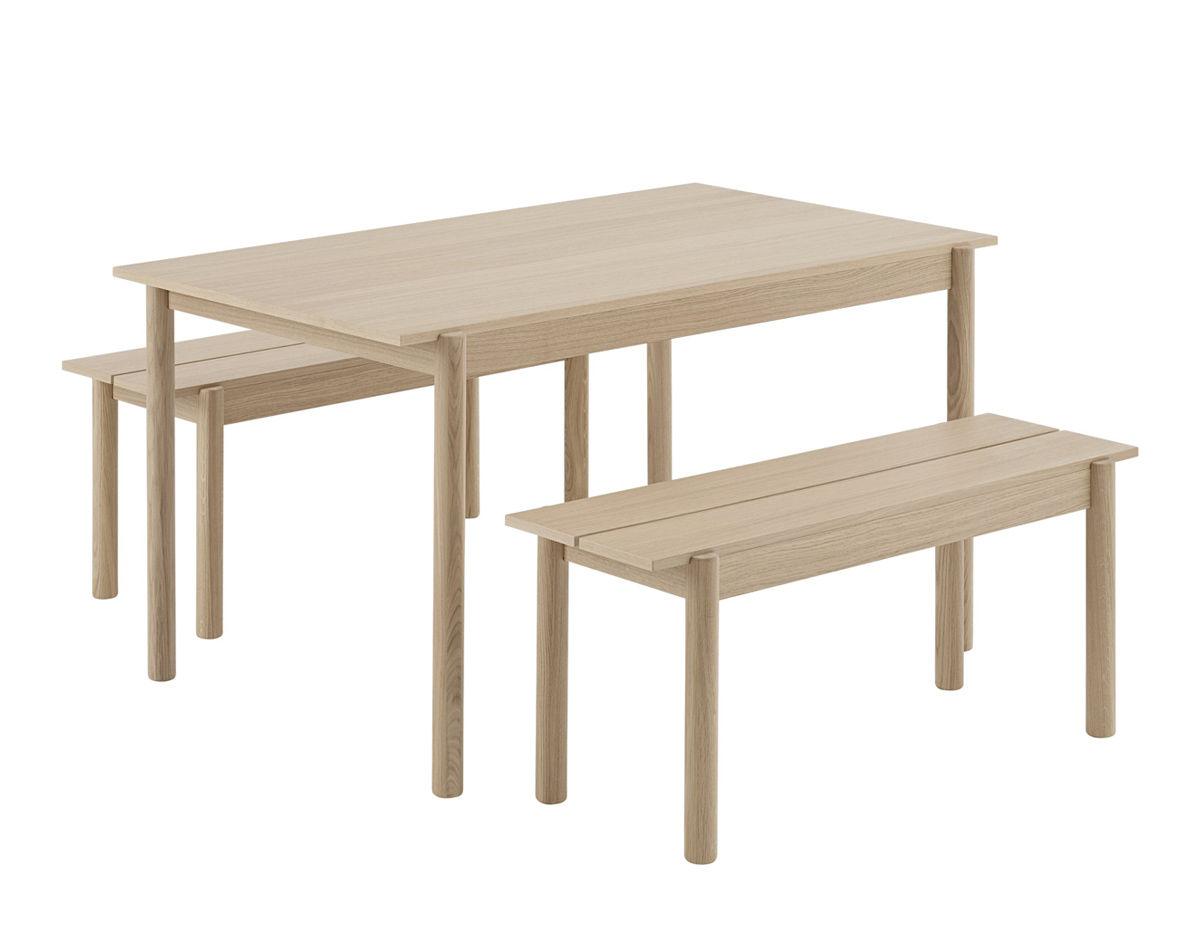 Groovy Linear Wood Bench Creativecarmelina Interior Chair Design Creativecarmelinacom
