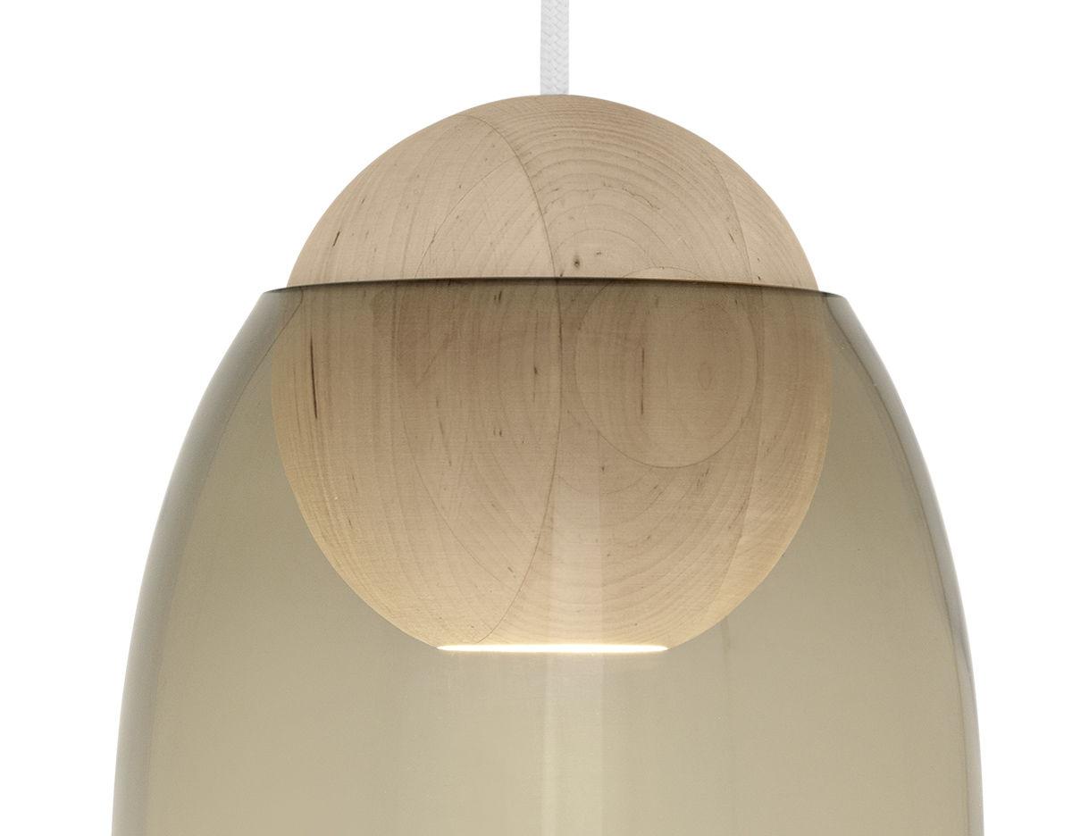 Liuku ball pendant light with glass shade hivemodern liuku ball pendant light with glass shade aloadofball Gallery