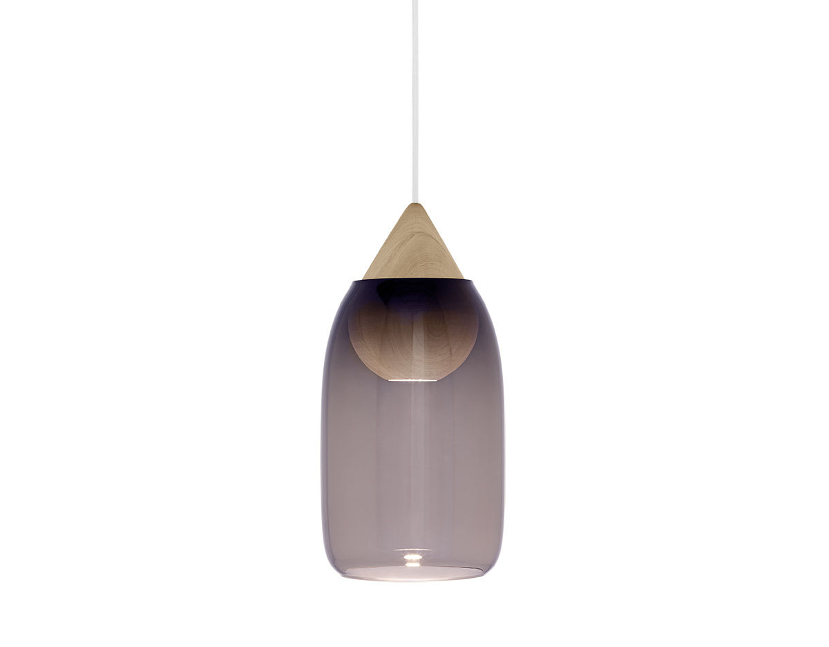Liuku drop pendant light with glass shade hivemodern liuku drop pendant light with glass shade aloadofball Image collections