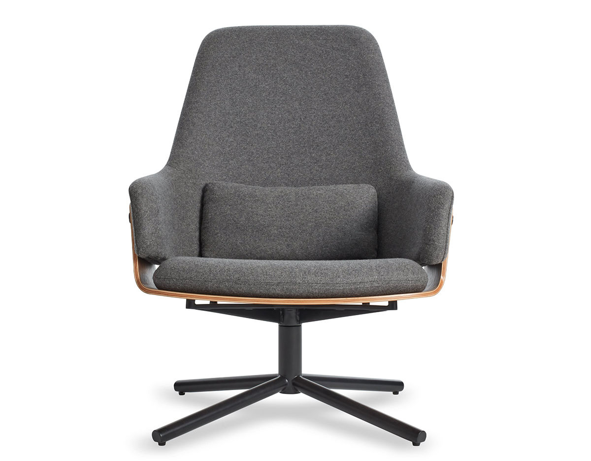 Lock lounge chair for Modern hive