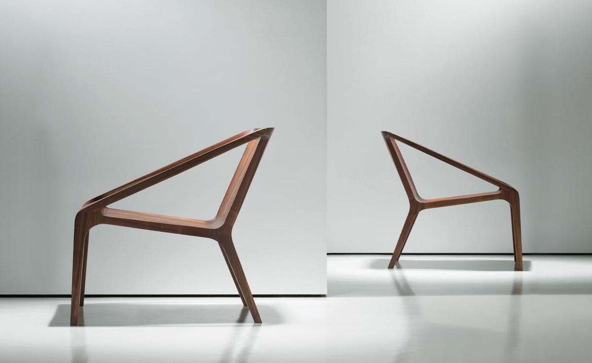 Loft Lounge Chair Hivemodern Com