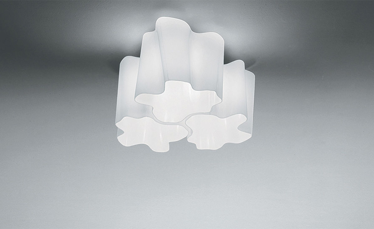 Logico Triple Nested Ceiling Light Hivemodern Com