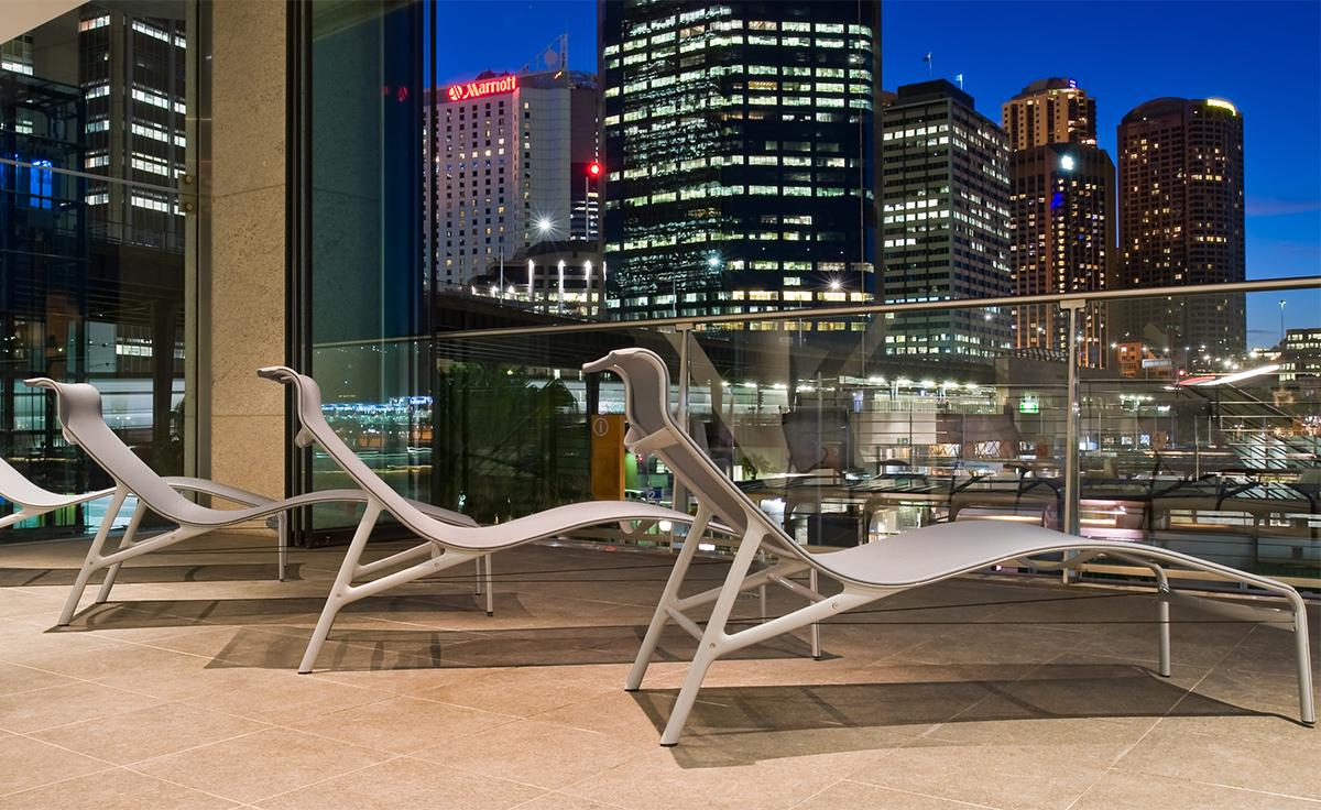 Longframe Chaise Lounge Hivemodern Com