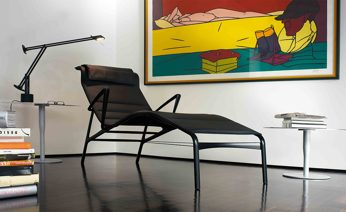 Longframe Chaise With Arms Hivemodern Com