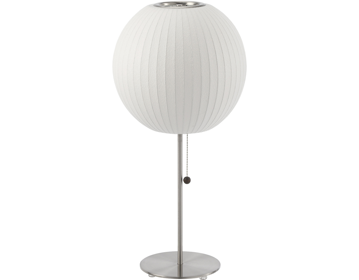 Nelson Lotus Table Lamp Ball Hivemodern Com