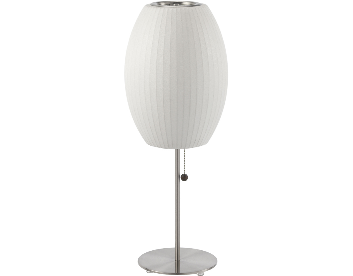 Nelson Lotus Table Lamp Cigar Hivemodern Com