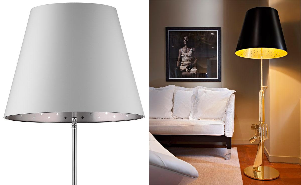 Lounge Gun Lamp Hivemodern Com