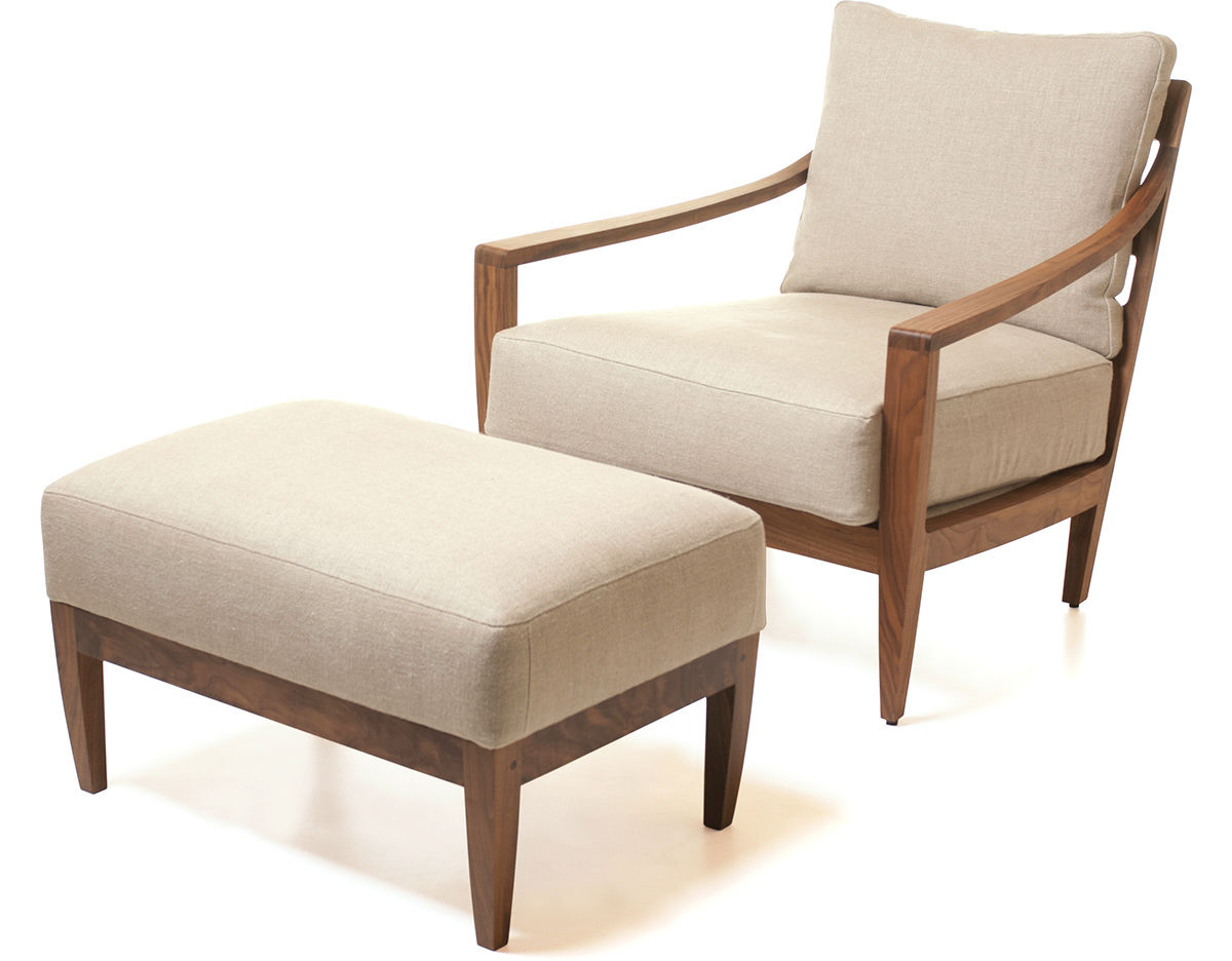 Low Lounge Chair 340