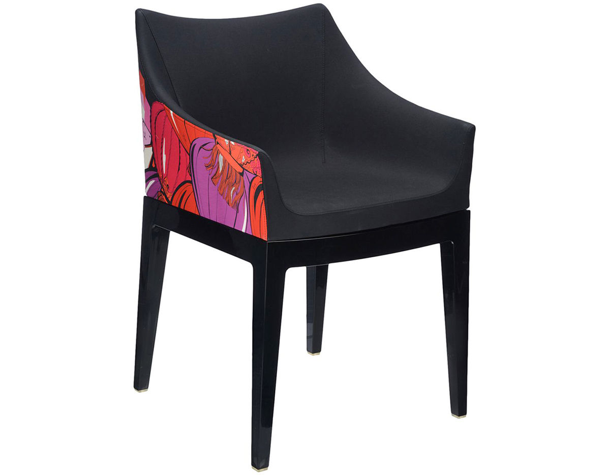 madame chair world of emilio pucci edition. Black Bedroom Furniture Sets. Home Design Ideas