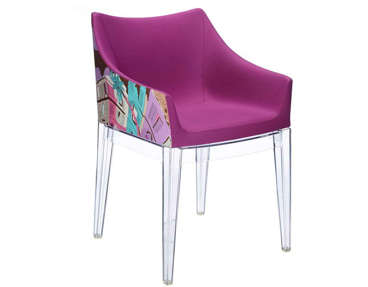 Madame Chair World Of Emilio Pucci Edition Hivemoderncom - Kartell furniture
