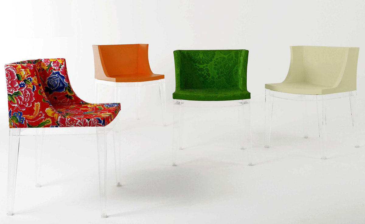 Mademoiselle Chair: philippe starck first design