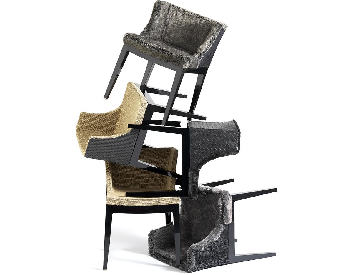 mademoiselle kravitz chair. Black Bedroom Furniture Sets. Home Design Ideas