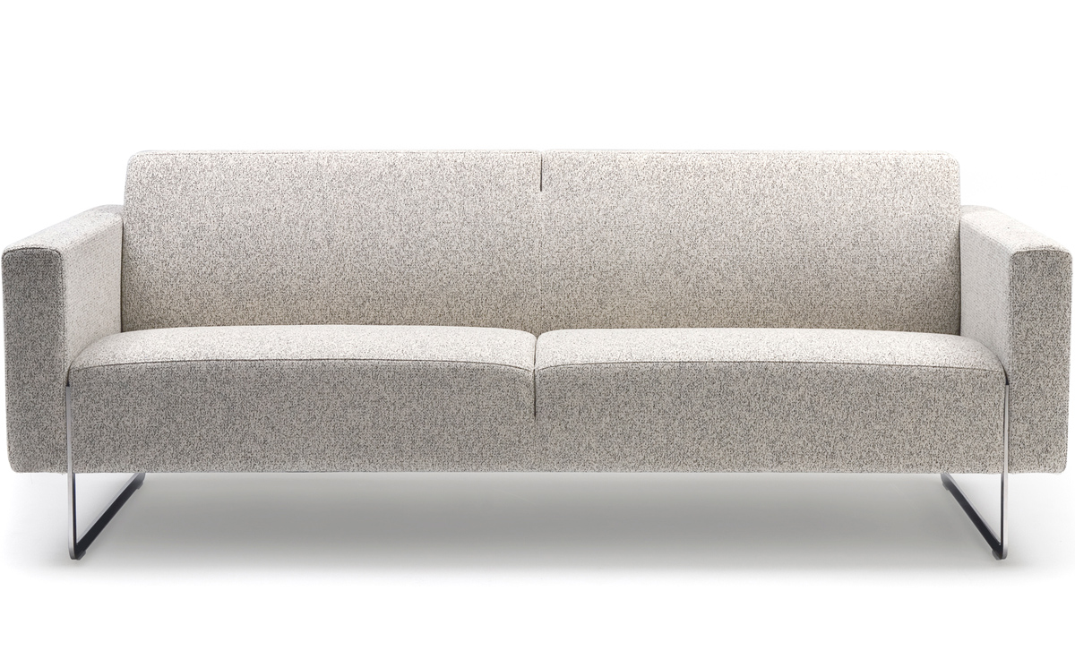 Mare 2 Seater Sofa With Fixed Cushions Hivemodern Com