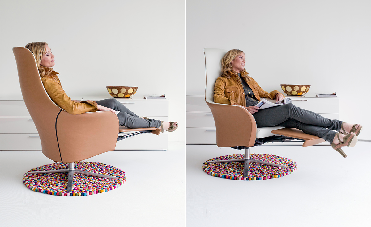 Marvin Lounge Chair Hivemodern Com