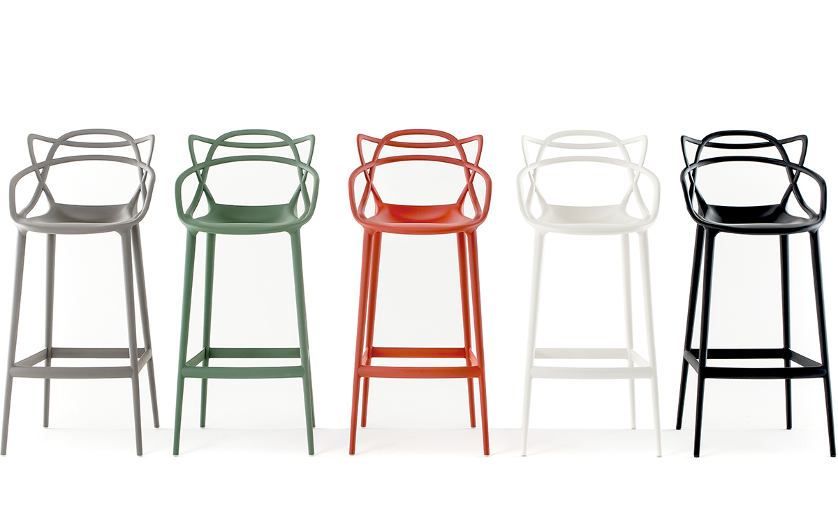 Masters stool for Philippe starck style