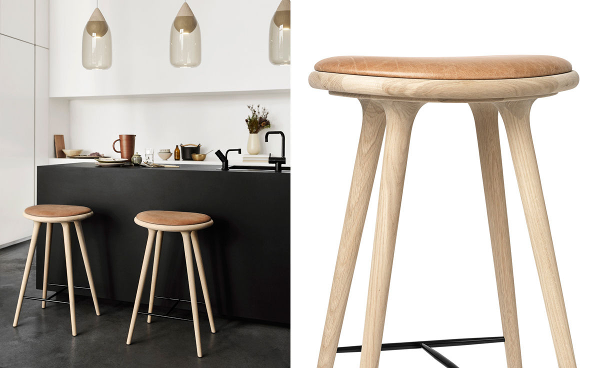 Mater High Stool Hivemodern Com