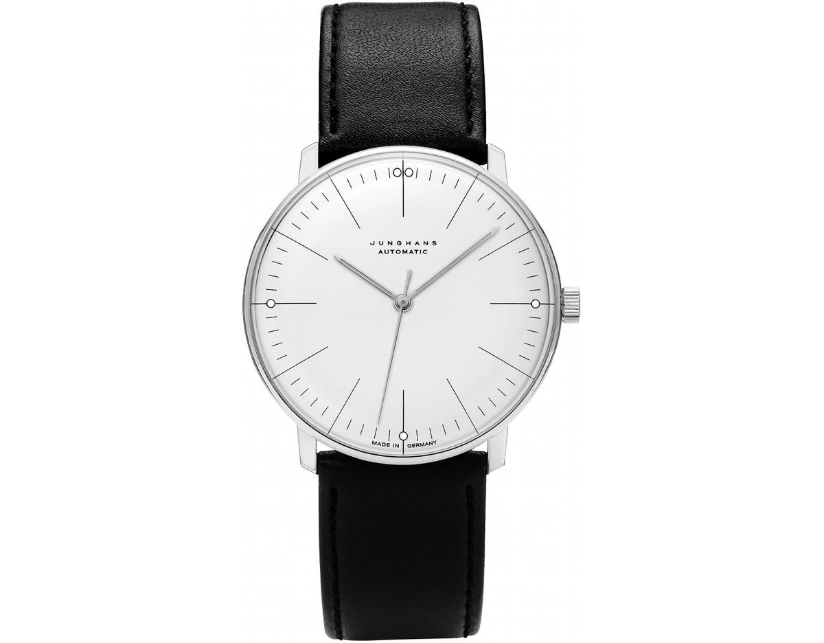 max bill automatic wrist watch. Black Bedroom Furniture Sets. Home Design Ideas
