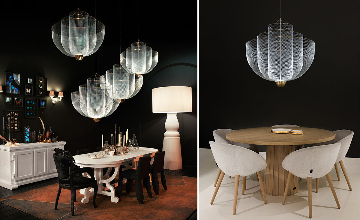 Image result for meshmatics chandelier