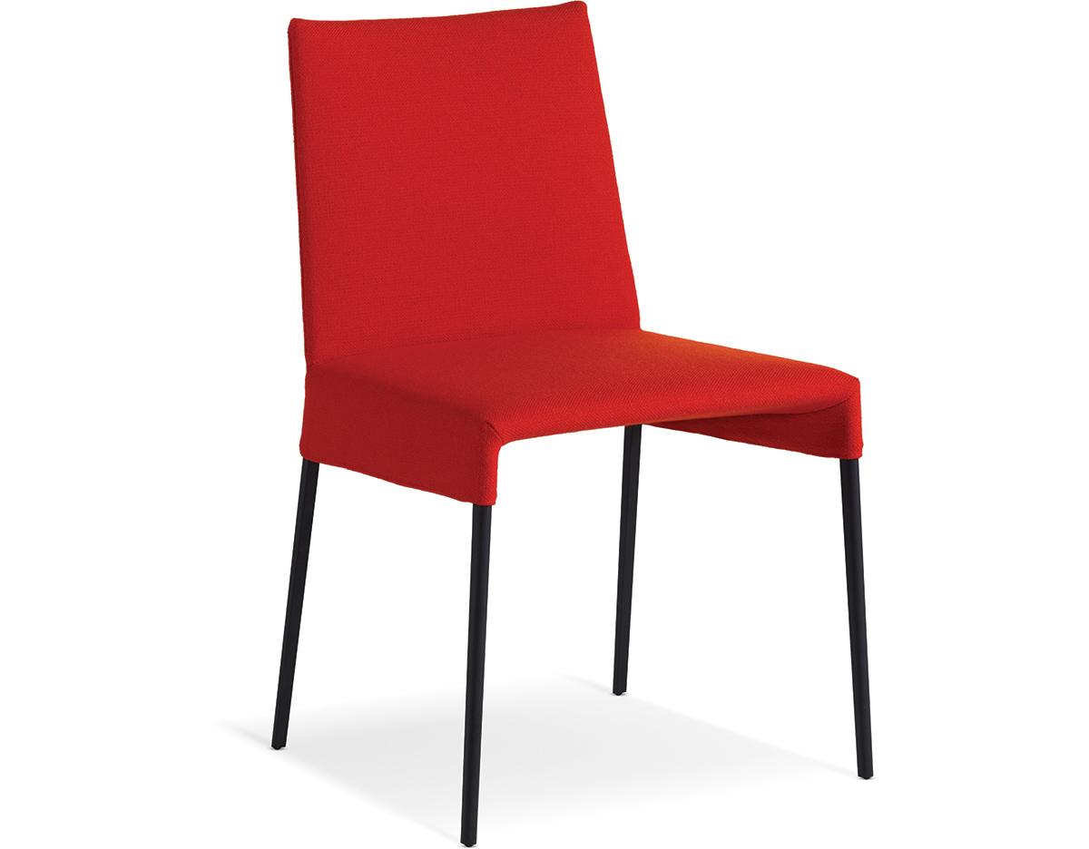 mila basic dining chair - hivemodern