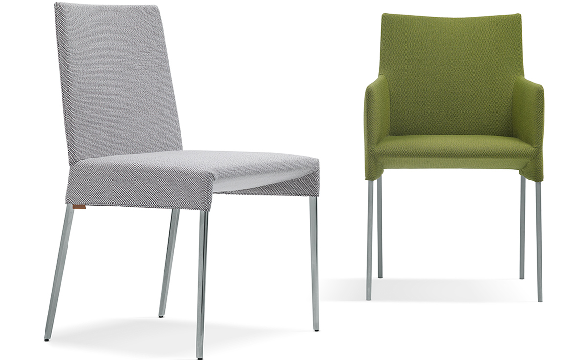 Mila basic dining chair for Dining chair manufacturers