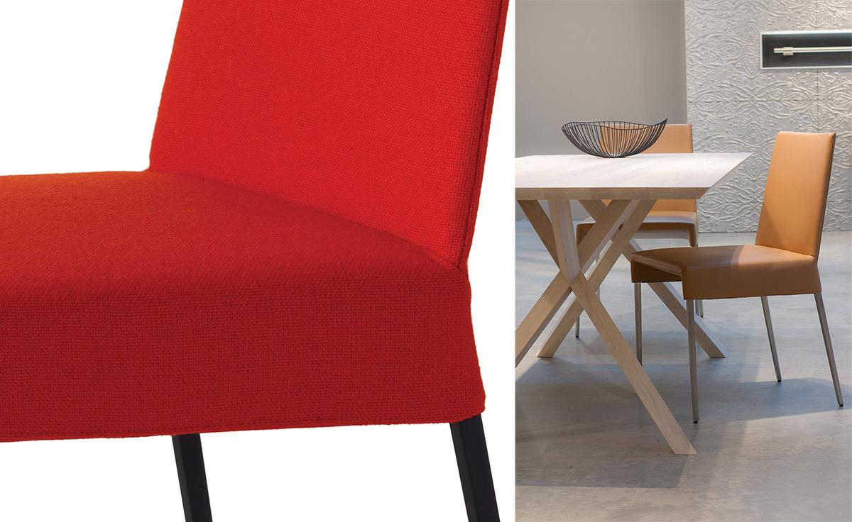 Mila Basic Dining Chair Hivemodern