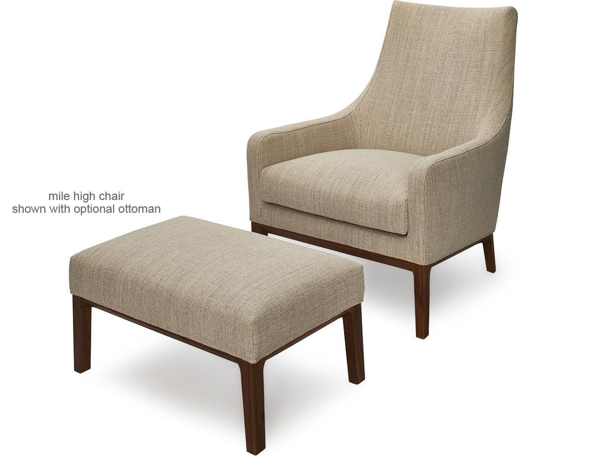 Colombo Divani A Meda miles high lounge chair