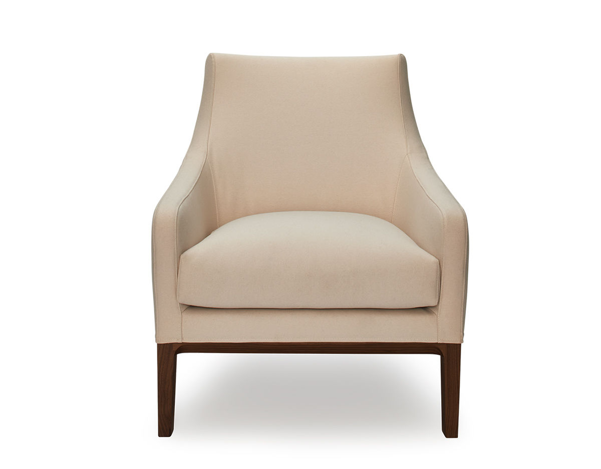 Miles Low Lounge Chair Hivemodern Com