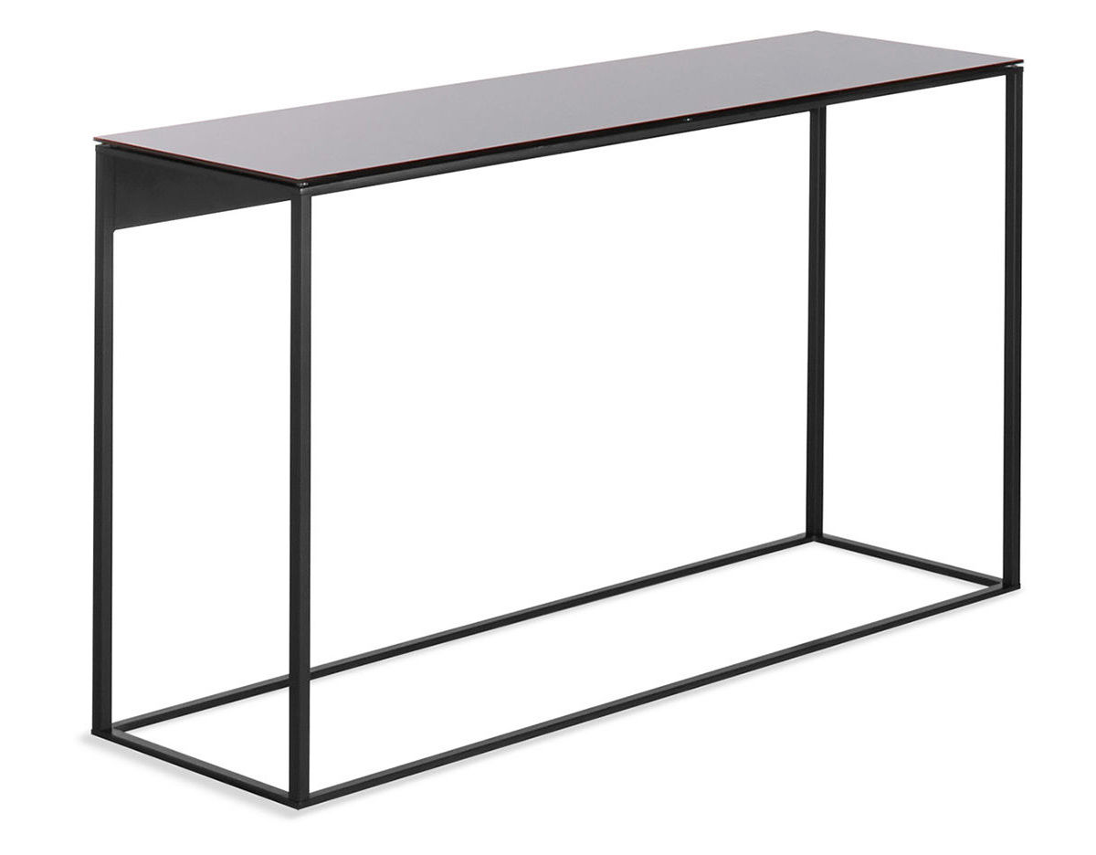 Minimalista console table for Blu dot media console