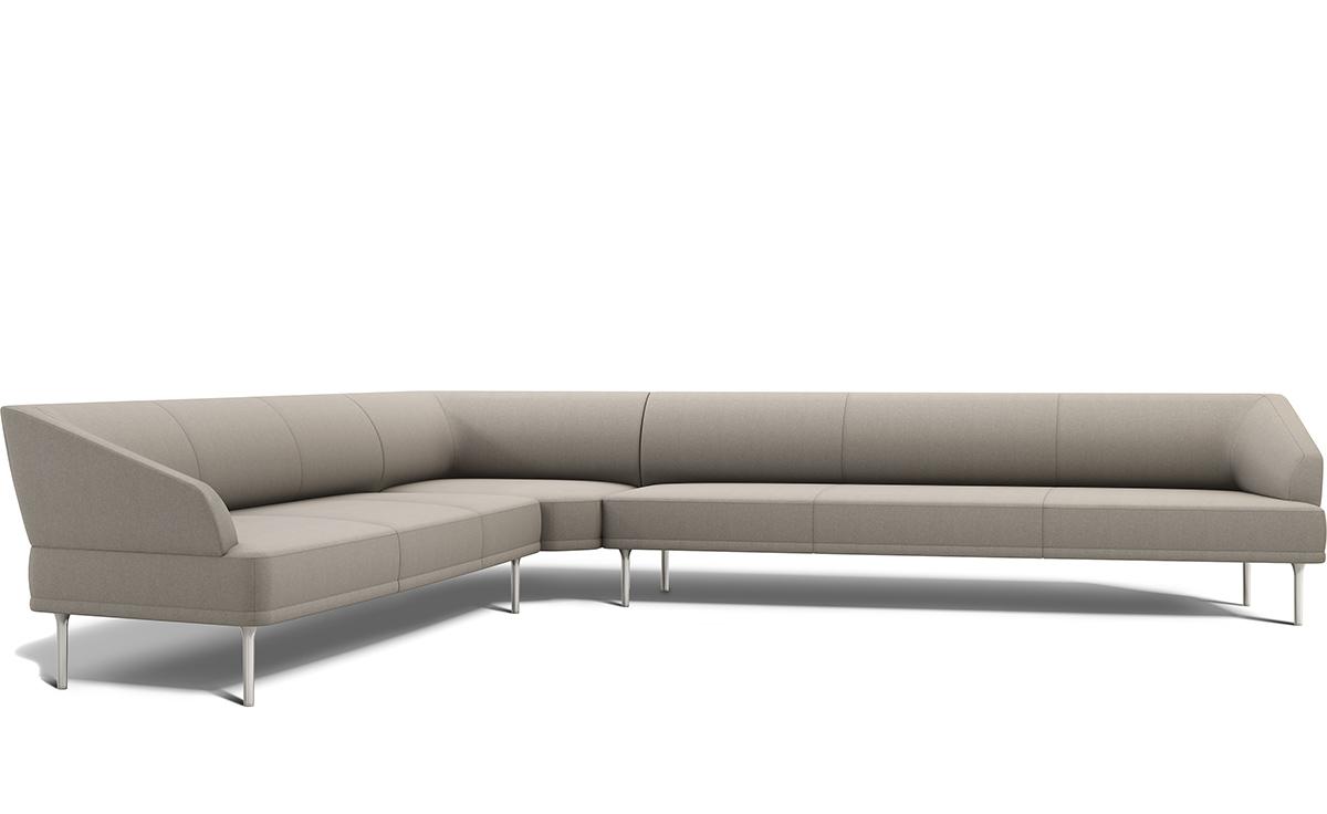 Mirador Corner Sectional Sofa Hivemodern Com