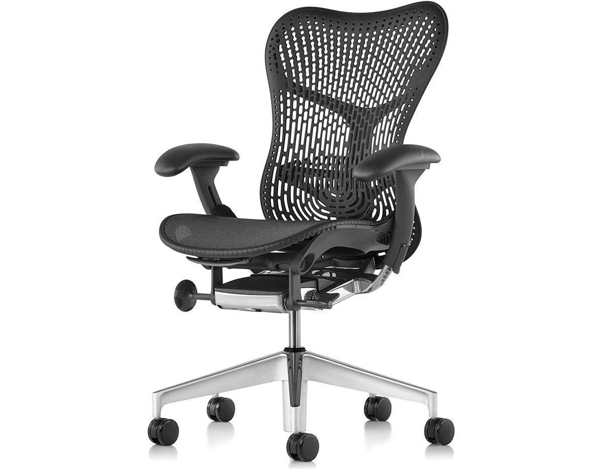 mirra®  task chair  hivemoderncom - overview manufacturer media reviews