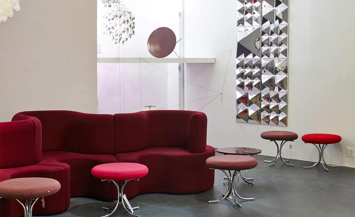 Verner panton interior design - Overview Designer