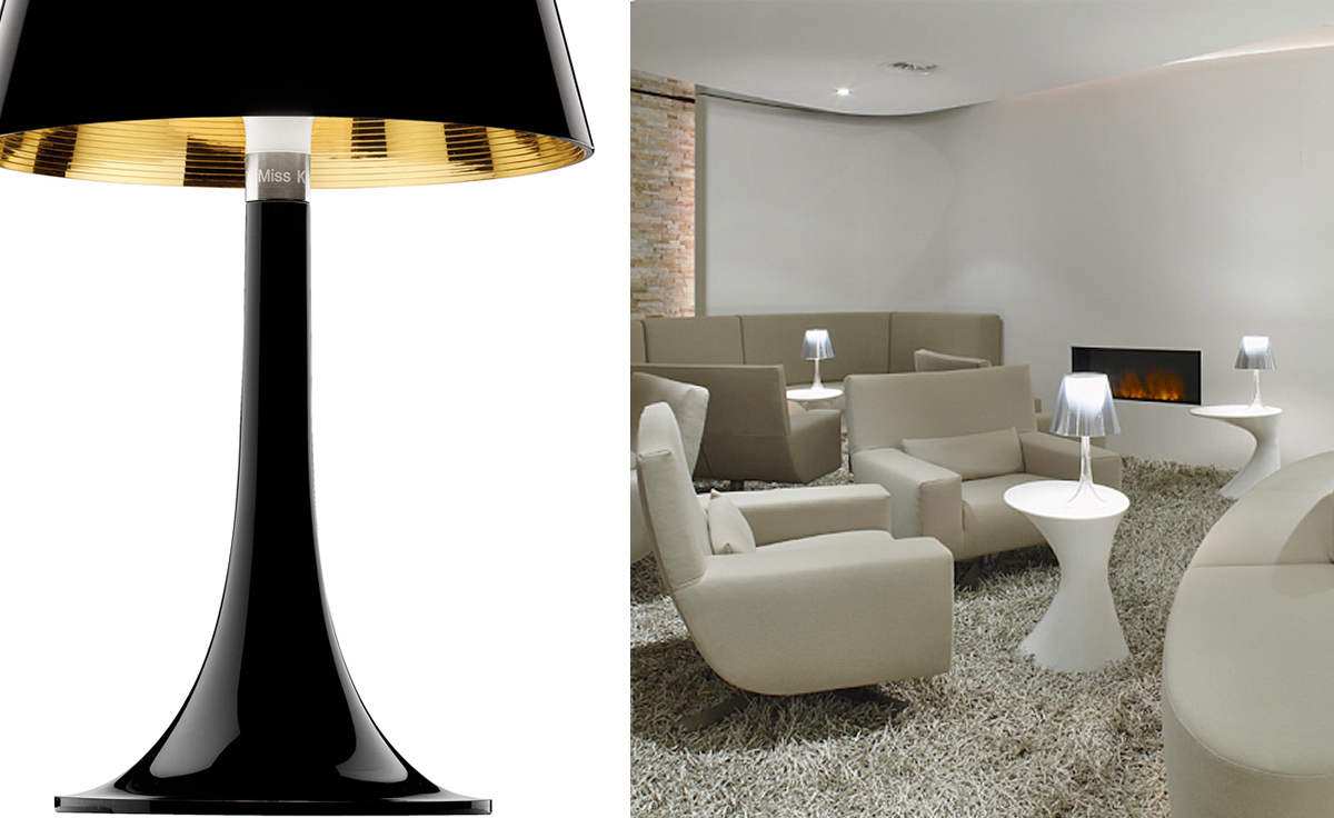 Miss k table lamp hivemoderncom for Miss k table lamp replica