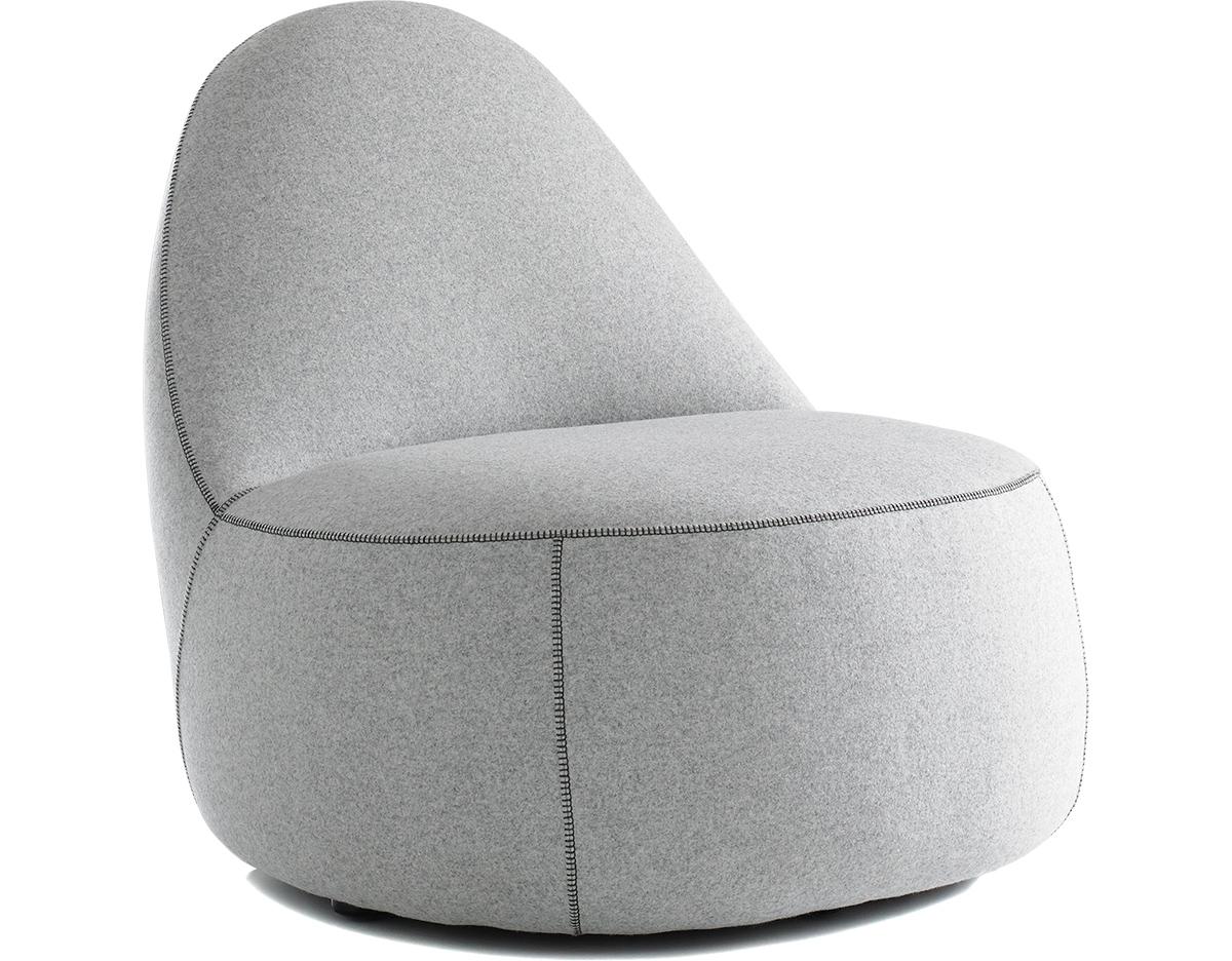 Mitt Lounge Chair Hivemodern Com
