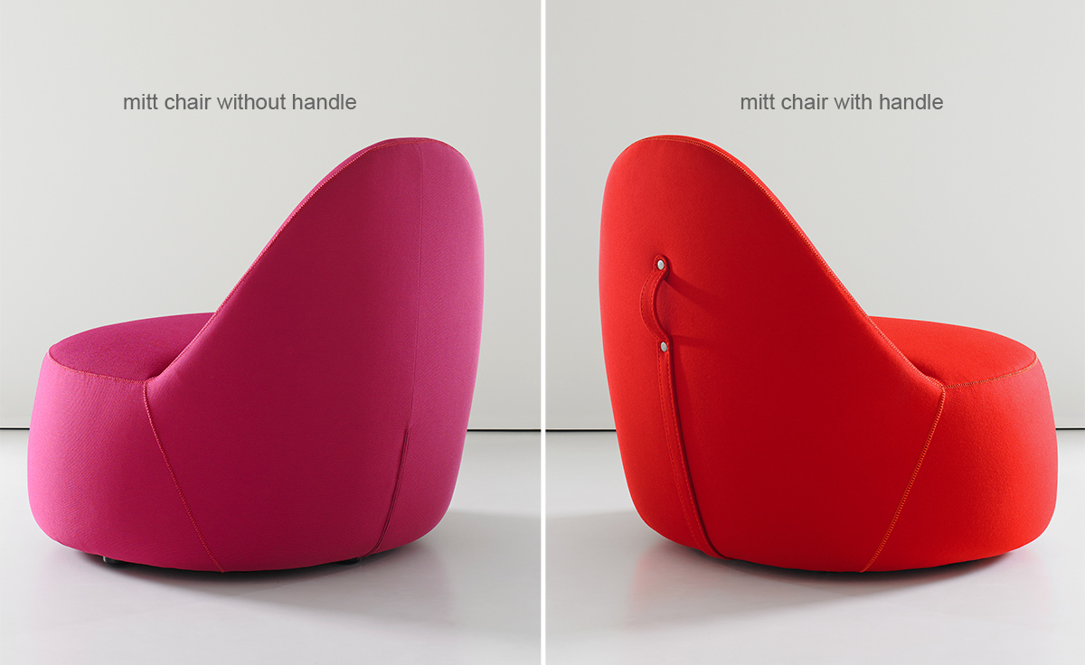 Mitt Lounge Chair Hivemodern Com