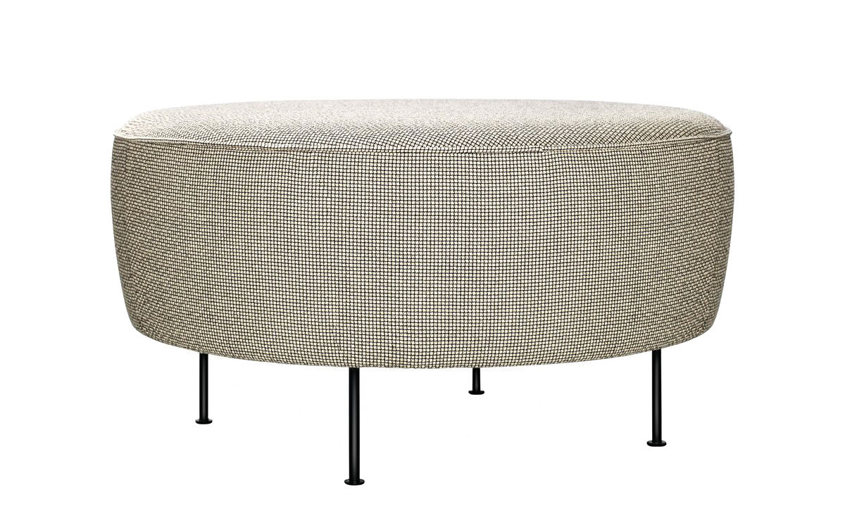 Modern line large pouf hivemodern overview manufacturer media reviews geotapseo Gallery