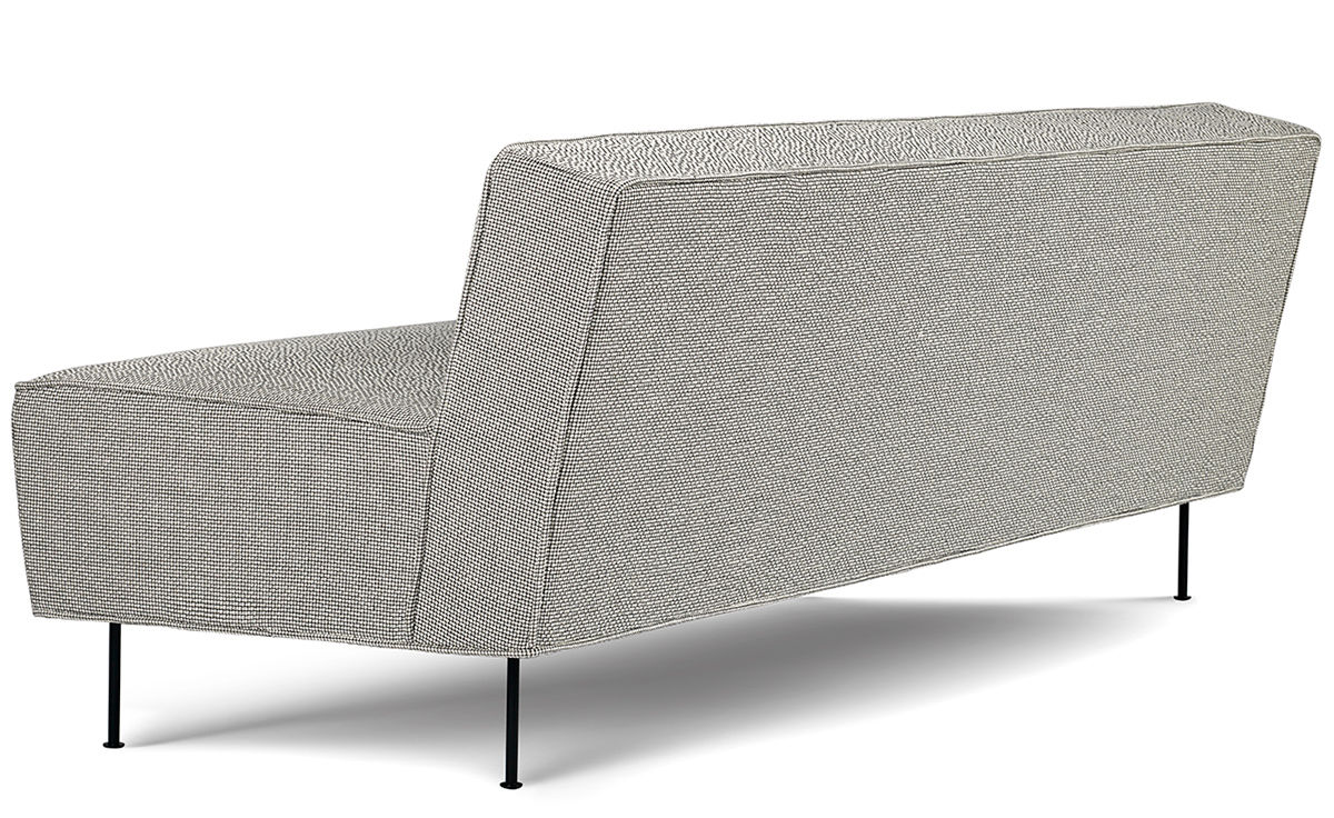 Modern line sofa 182 for Modern line furniture