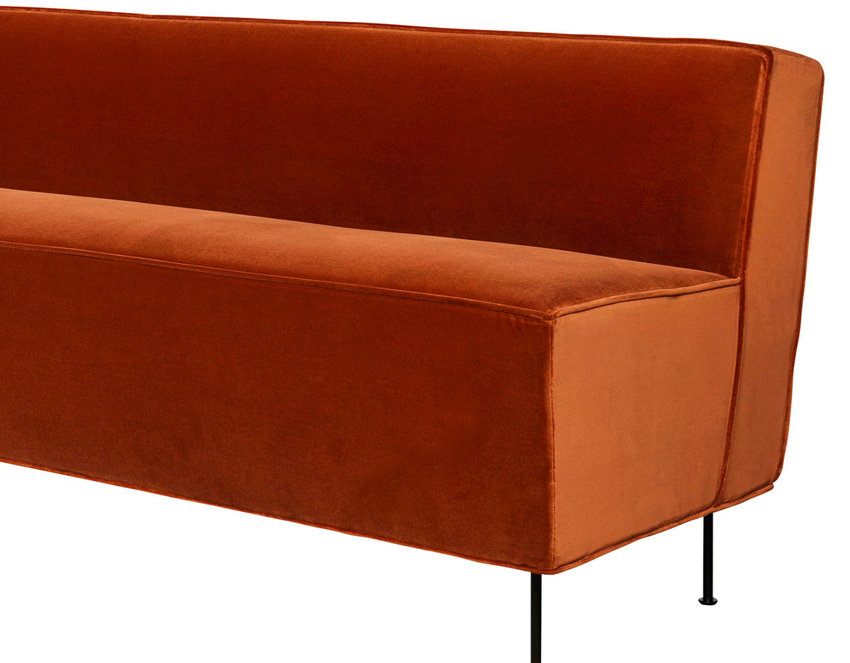 modern line dining height sofa 350 hivemodern
