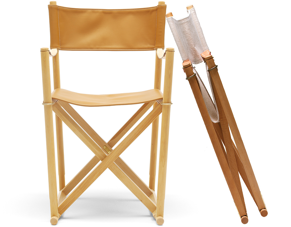 Mogens Koch 99200 Folding Chair Hivemodern Com