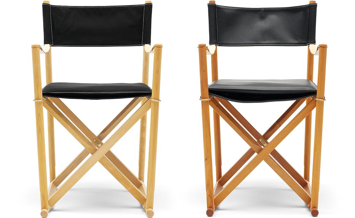 Mogens Koch Folding Chair hivemodern