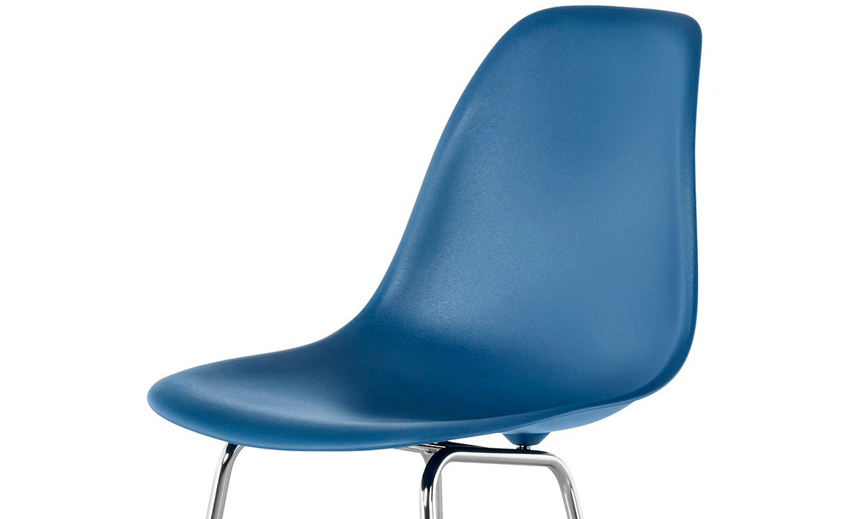 Eames 174 Molded Plastic Stool Hivemodern Com