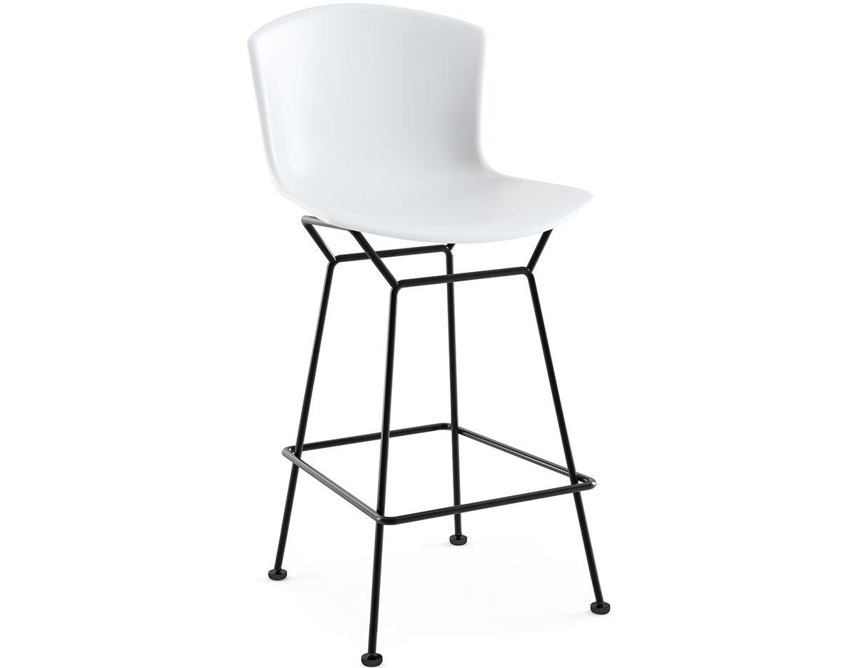 bertoia molded shell stool. Black Bedroom Furniture Sets. Home Design Ideas