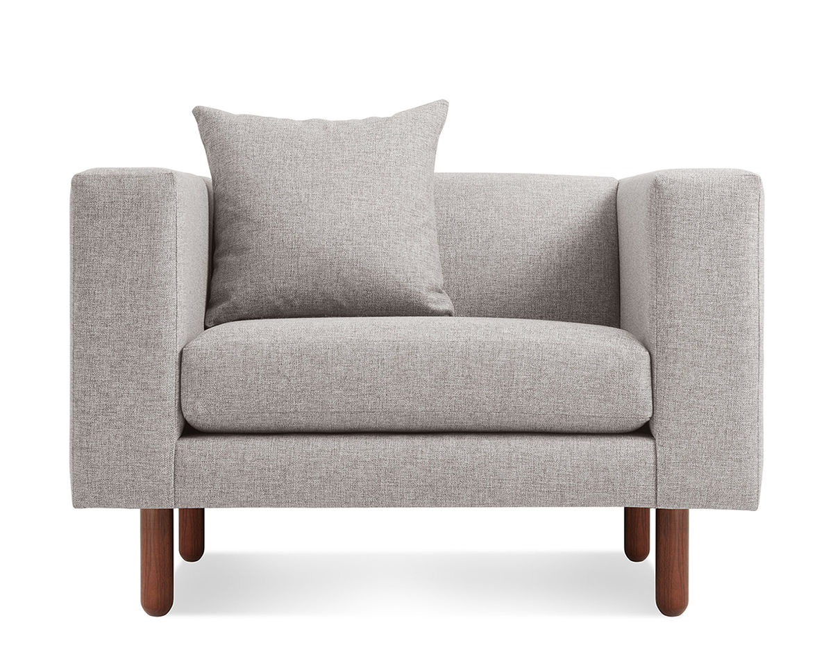 Mono Lounge Chair Hivemodern Com