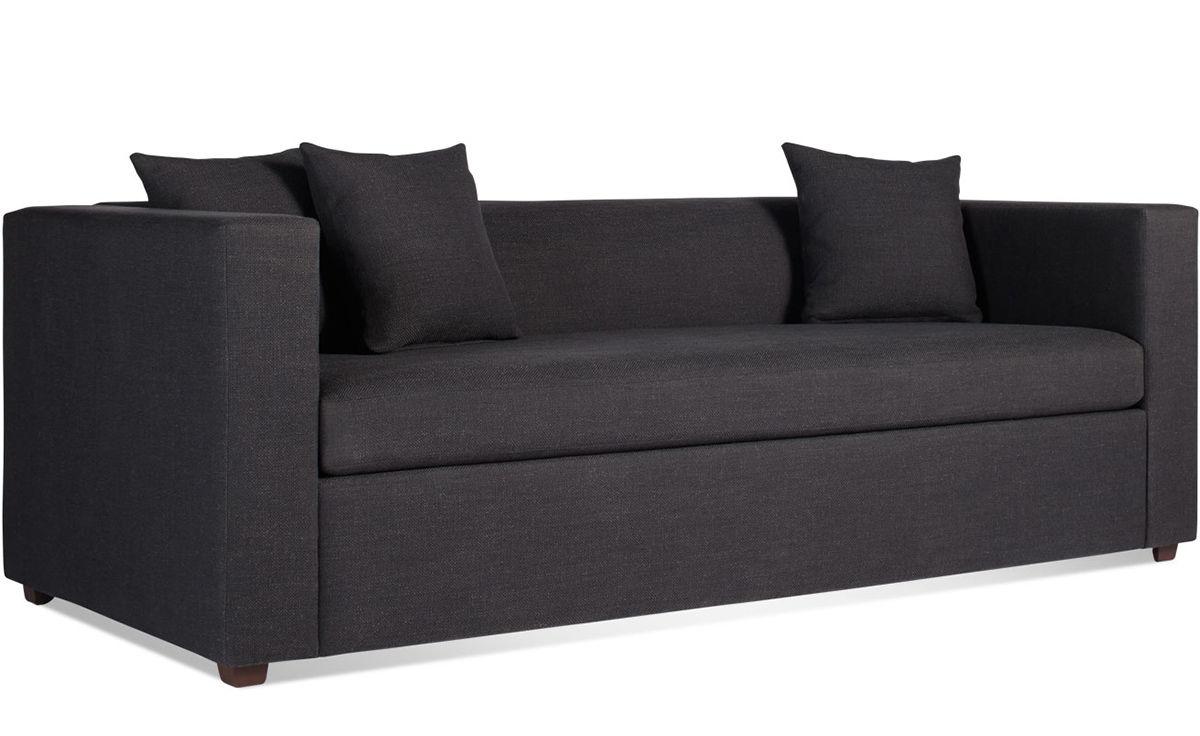 Mono sleeper sofa for Blu dot sleeper sofa