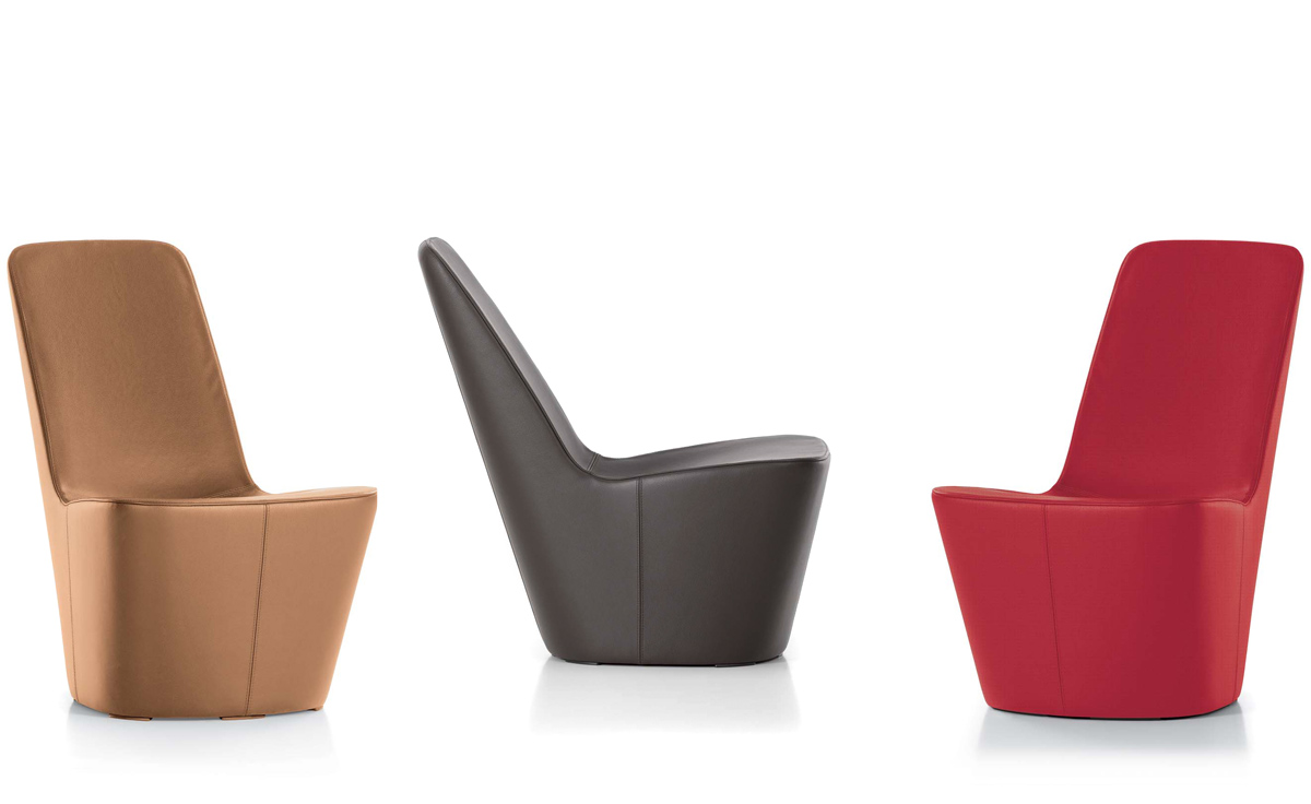 Monopod Lounge Chair Hivemodern Com