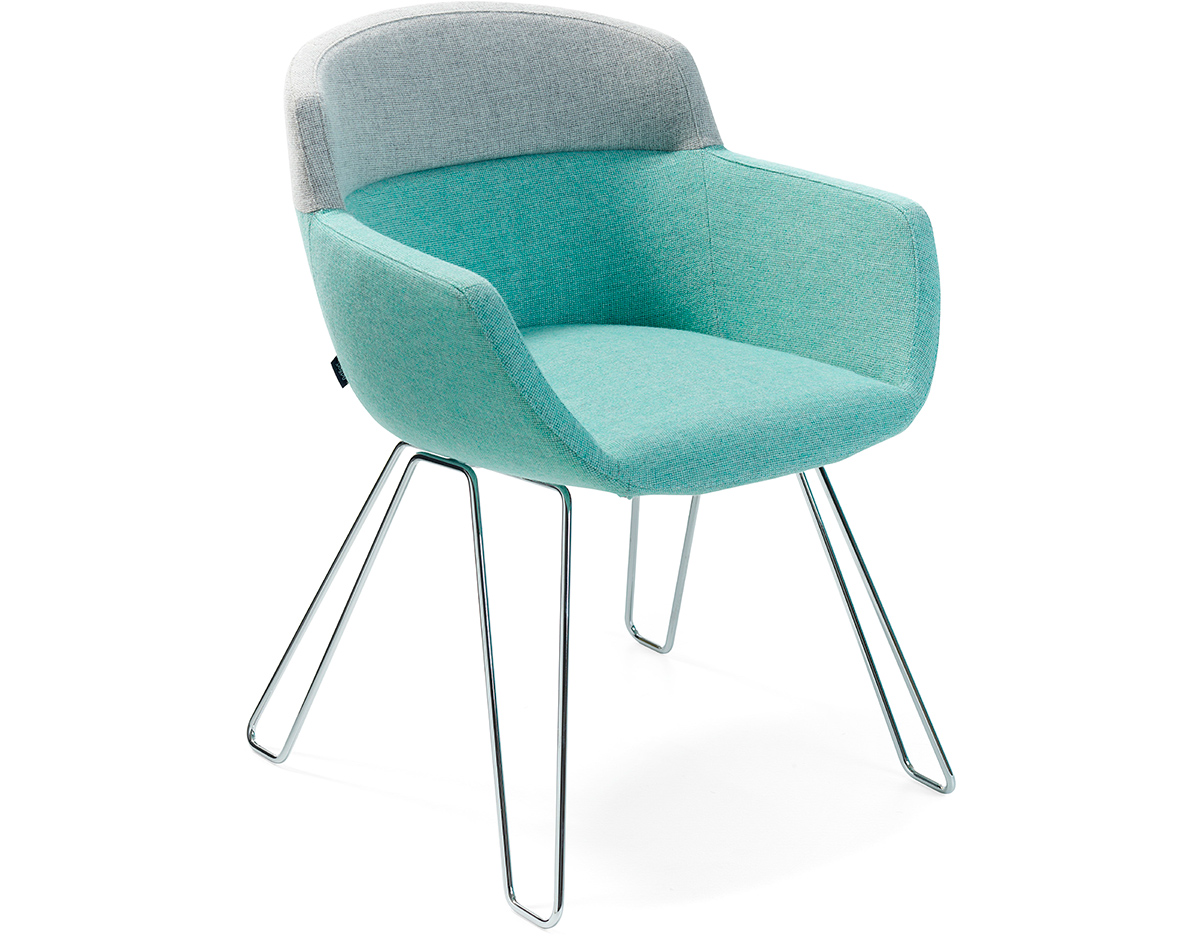 Mood Wire Frame Chair Hivemodern Com