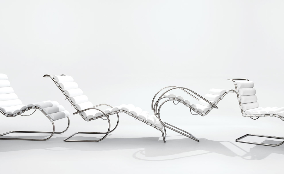 Mr Lounge Chair With Arms hivemoderncom : mr lounge arm chair ludwig mies van der rohe knoll 2 from hivemodern.com size 1200 x 736 jpeg 132kB