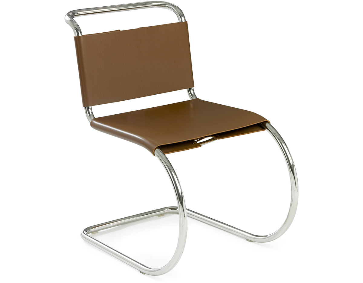 Mr side chair - Silla mies van der rohe ...