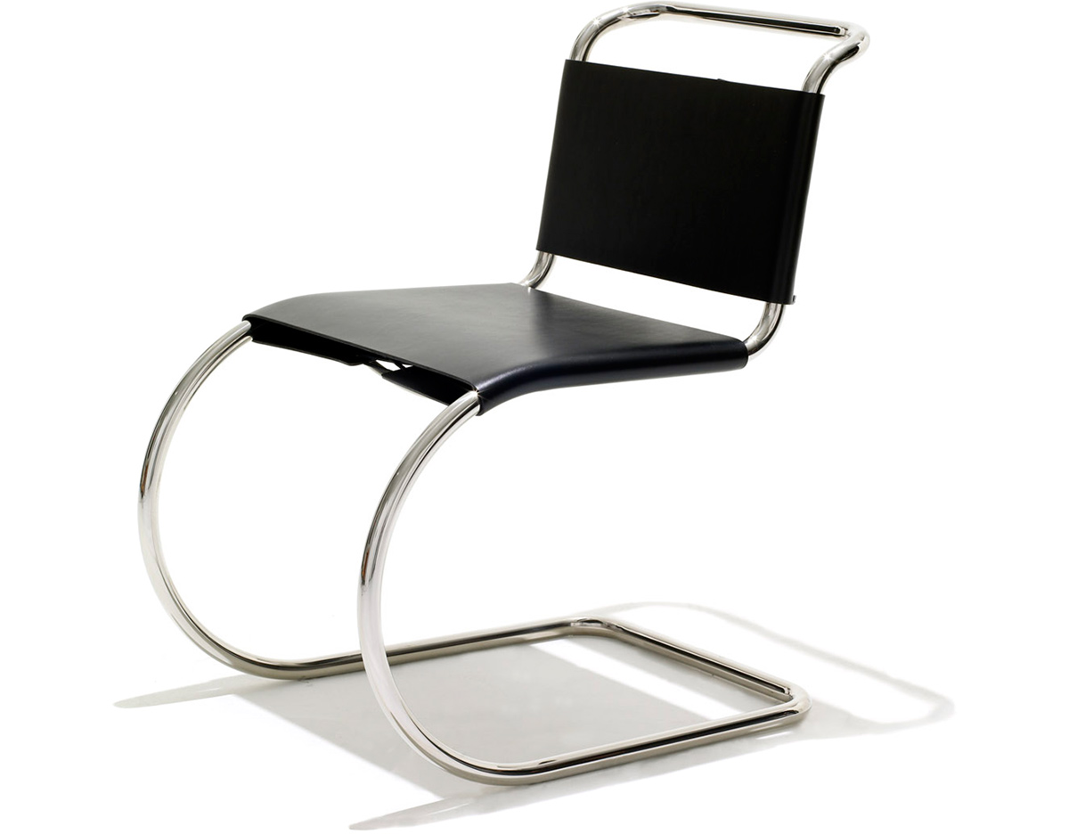 van der rohe furniture. Perfect Furniture Mr Side Chair Inside Van Der Rohe Furniture E