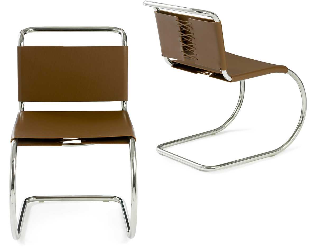 Mies van der rohe chair - Overview